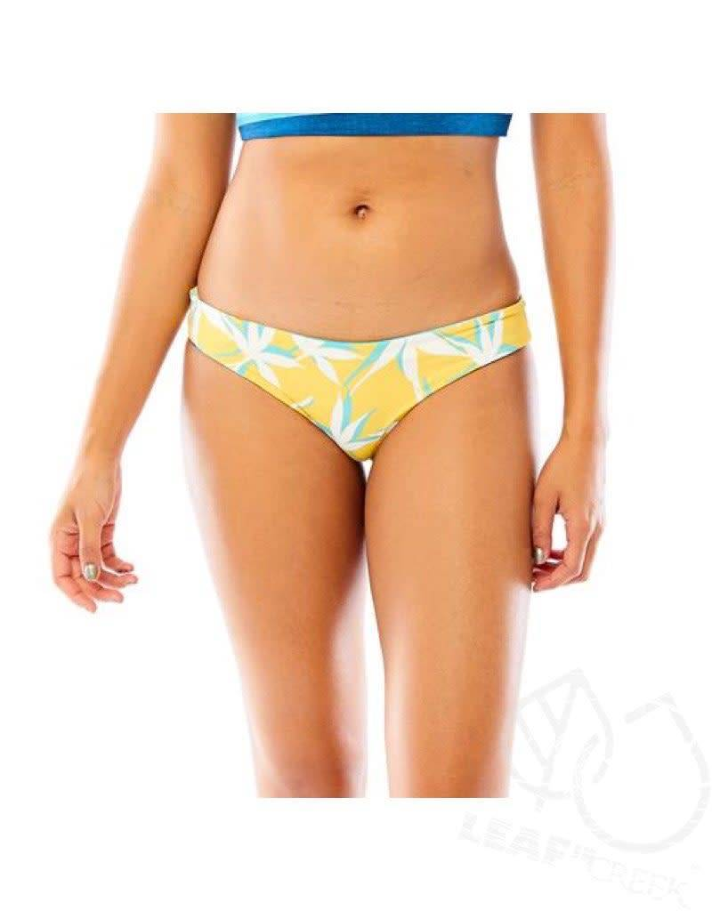 Sanitas Bottom Playa Stripe/Gold Palms
