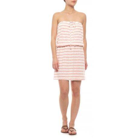 Tucker Dress Flamingo
