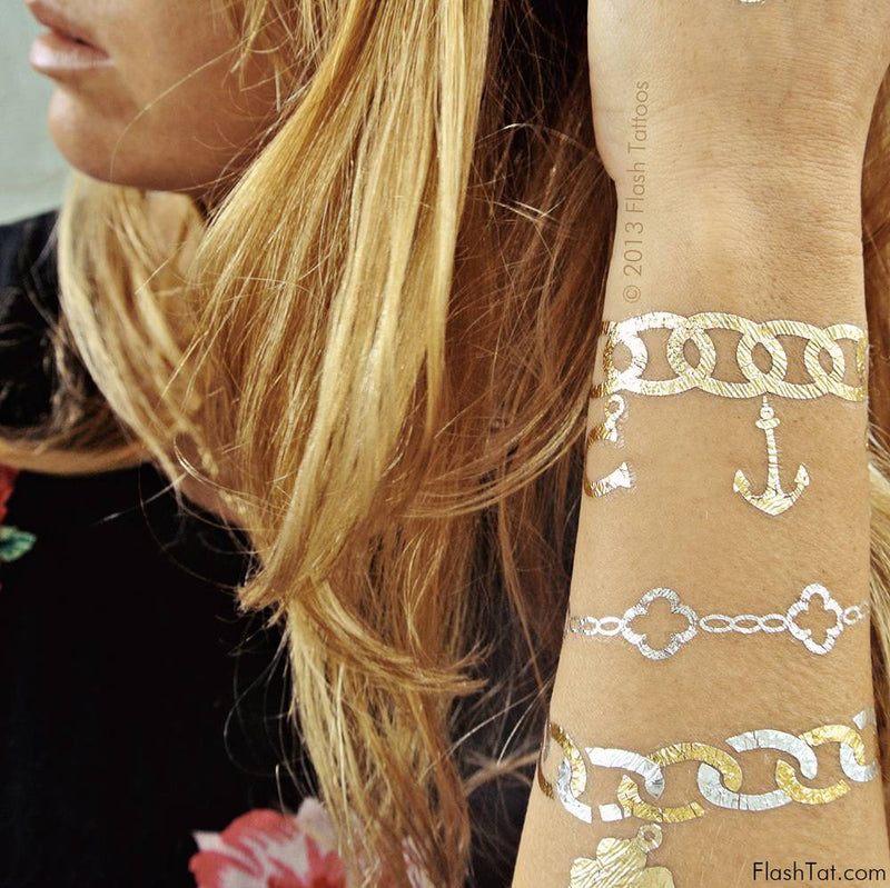 Chloe Flash Tattoos
