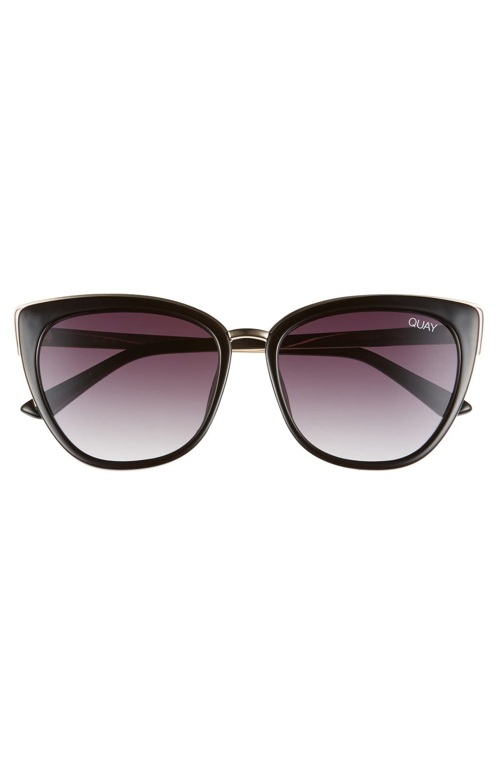 Honey Sunnies Black/Smoke