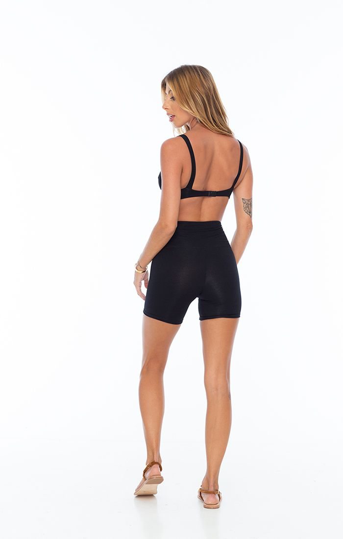 Bicycle Short Black