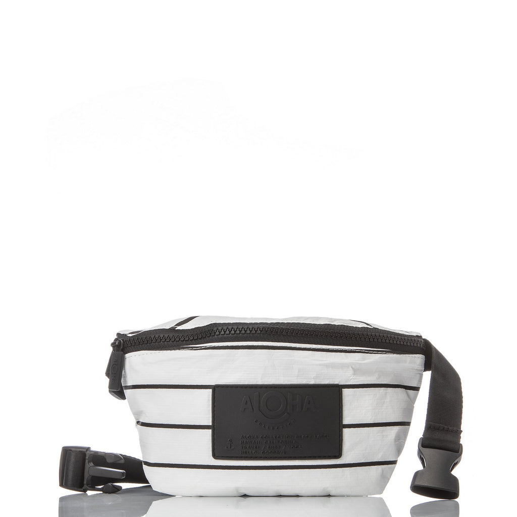 Pinstripe Hip Pack