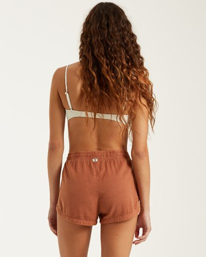 Road Trippin Short Bronze