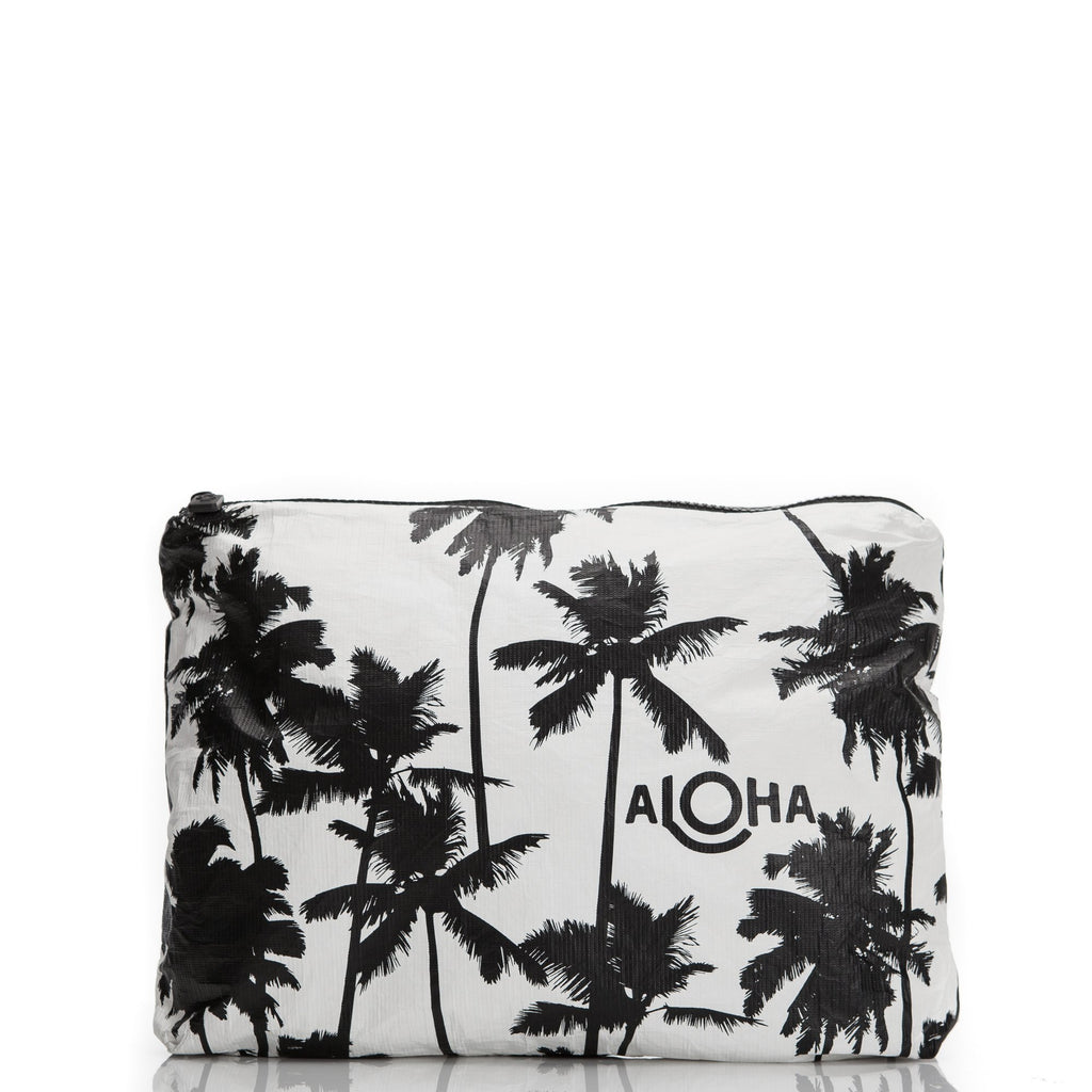 Coco Palms Mid Pouch Black