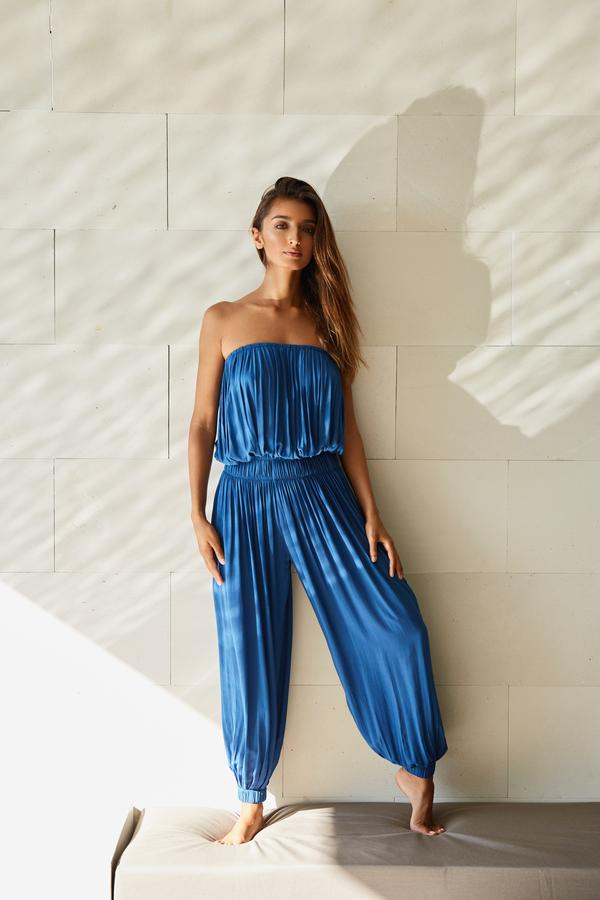 Seychelle Jumpsuit in Greece