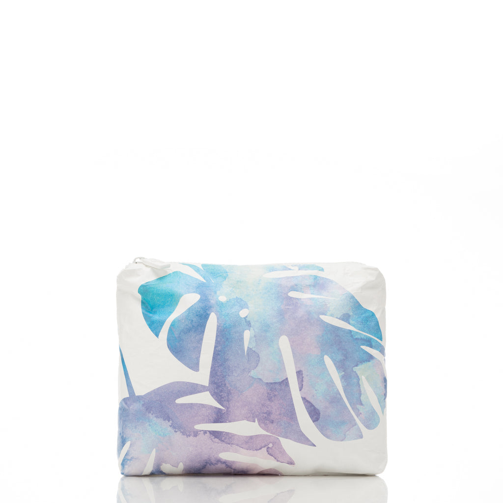 Dawn Monstera Small Pouch