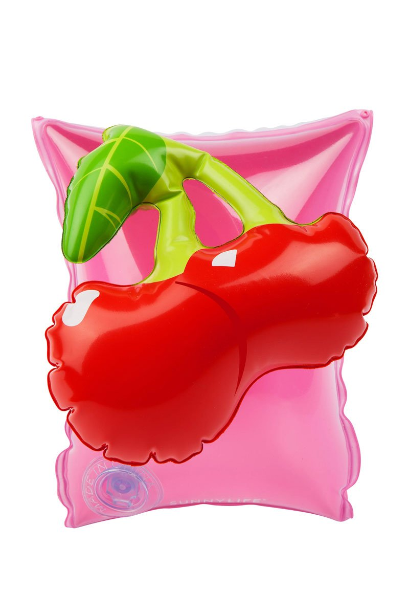 Arm Band Floaties Cherry