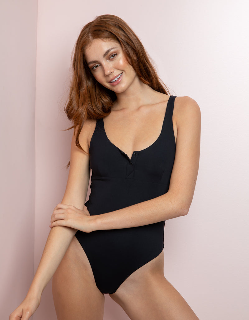 Wallace One Piece Black