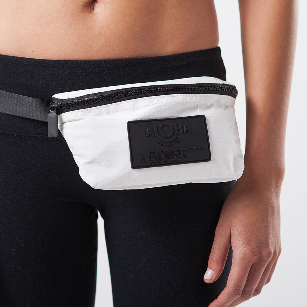 White Hip Pack
