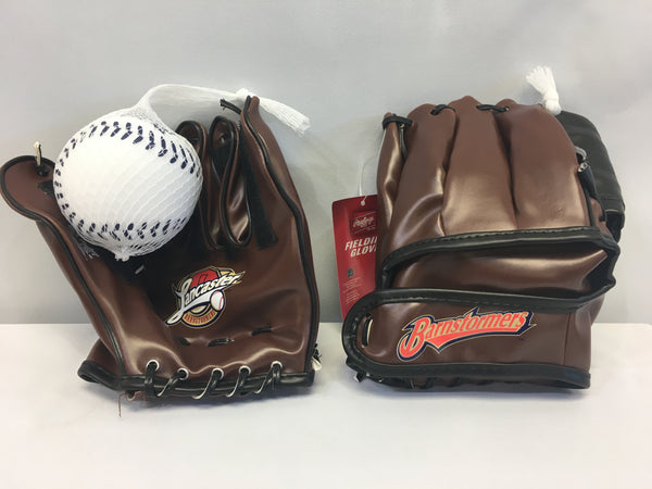 Mini Softee Ball & Glove Set