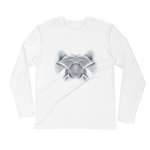 Generative Rorschach 2 // Long Sleeve Fitted Crew