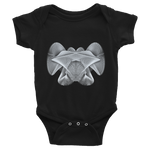 Generative Rorschach 2 // Infant Bodysuit