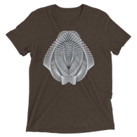 Generative Rorschach 3 // Short sleeve t-shirt