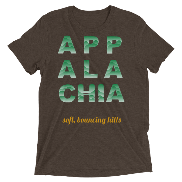Appalachia // Short sleeve t-shirt