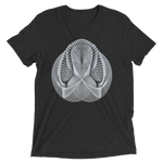 Generative Rorschach 1 // Short sleeve t-shirt