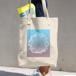 Concentric circles // Cotton Tote Bag