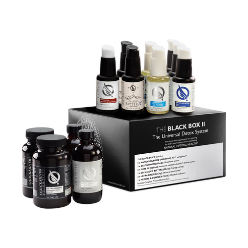 THE BLACK BOX II (THE UNIVERSAL DETOX SYSTEM)