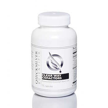 CLEAR WAY COFACTORS (75 capsules)