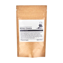 Load image into Gallery viewer, ROYAL CHAGA, 60 CAPSULES