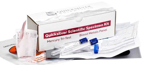 MERCURY SPECIATION TRI-TEST & BLOOD METALS PANEL