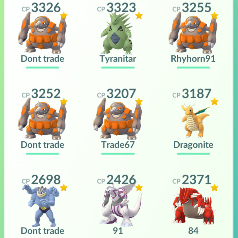 Legendary Account - 32 level - 350 Pokemon - Team Valor #699