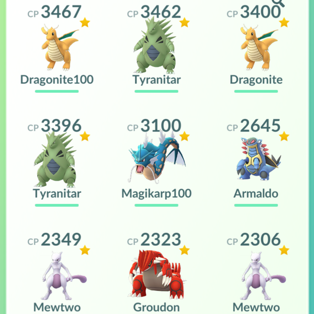 Legendary Account - 34 level - Team Valor #377