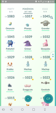 Load image into Gallery viewer, Legendary account - 36 level - Instinct Team #11
