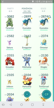 Load image into Gallery viewer, Gym Ready - 30 level - Team Mystic #20