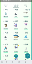 Load image into Gallery viewer, Gym Ready - 33 level - Team Mystic #32
