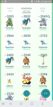 Load image into Gallery viewer, Gym Ready - 34 level - Team Valor #37
