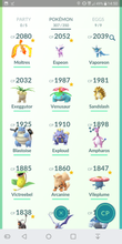 Load image into Gallery viewer, Gym Ready - 28 level - Team Mystic #44