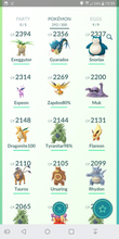 Load image into Gallery viewer, Legendary Account - 32 level - Team Valor #57