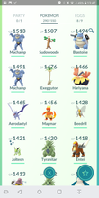 Load image into Gallery viewer, Legendary Account - 33 level - Team Valor #63
