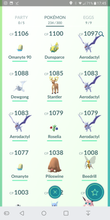 Load image into Gallery viewer, Legendary Account - 31 level - Team Mystic #67