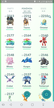 Load image into Gallery viewer, Legendary Account - 34 level - Team Valor #71