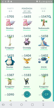 Load image into Gallery viewer, Legendary Account - 31 level - Team Valor #82