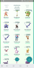 Load image into Gallery viewer, Legendary Account - 35 level - Team Instinct #90
