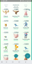 Load image into Gallery viewer, Legendary Account - 34 level - Team Mystic #114
