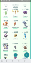Load image into Gallery viewer, Legendary Account - 33 level - Team Valor #118