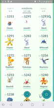 Load image into Gallery viewer, Legendary Account - 34 level - Team Mystic #148