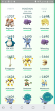 Load image into Gallery viewer, Legendary Account - 33 level - Team Valor #184