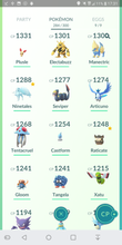 Load image into Gallery viewer, Legendary Account - 32 level - Team Valor #186