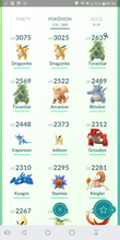 Load image into Gallery viewer, Legendary Account - 34 level - Team Valor #192