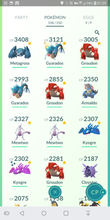 Load image into Gallery viewer, Legendary Account - 33 level - Team Mystic #197