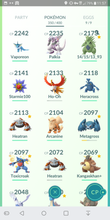 Load image into Gallery viewer, Legendary Account - 32 level - Team Valor #217
