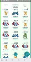 Load image into Gallery viewer, Legendary Account - 40 level - 550 Pokemon - Team Valor #231
