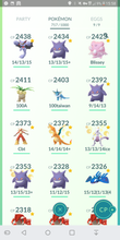 Load image into Gallery viewer, Legendary Account - 37 level - Team Valor #234