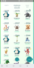 Load image into Gallery viewer, Legendary Account - 36 level - Team Valor #239
