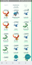 Load image into Gallery viewer, Legendary Account - 40 level - 774 Pokemon - Team Valor #256