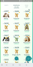 Load image into Gallery viewer, Legendary Account - 39 level - 790 Pokemon - Team Mystic #267